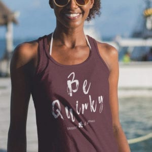 Be Quirky Unisex Tank Top