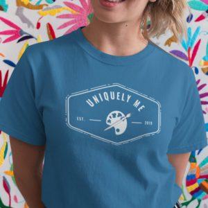 Uniquely Me Artist T-Shirt