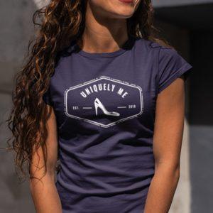 Uniquely Me High Heel T-Shirt