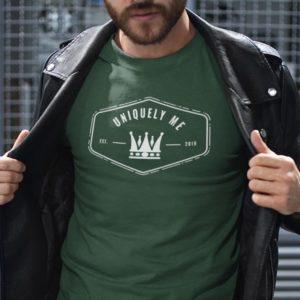 Uniquely Me King T-Shirt
