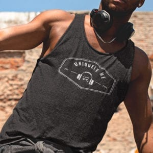 Uniquely Me Music Tank Top