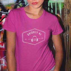 Uniquely Me Music T-Shirt