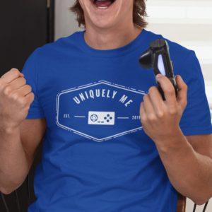 Uniquely Me Nintendo T-Shirt