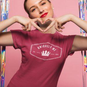 Uniquely Me Queen T-Shirt