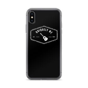 Uniquely Me iPhone Case