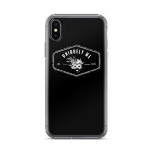 Uniquely Me iPhone Case
